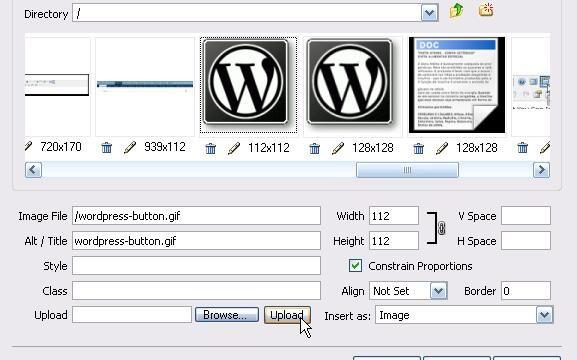 WordPress Image Manager Plugin voor Afbeeldingen