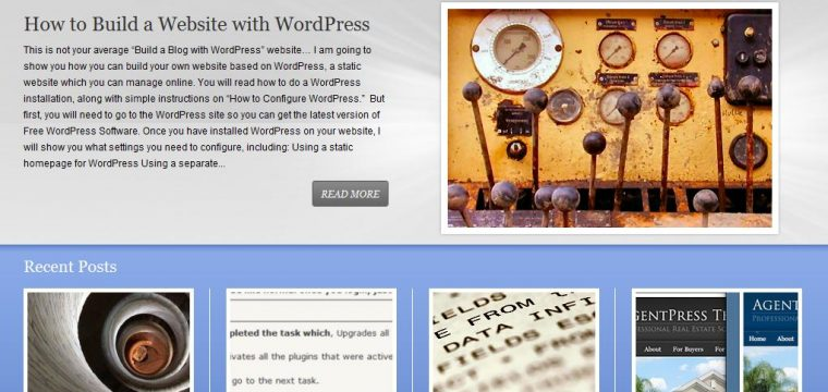 Hoe Bouw Je Een WordPress Blog