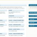 Overzicht van WordPress Widgets
